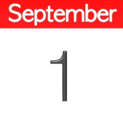 1 sept