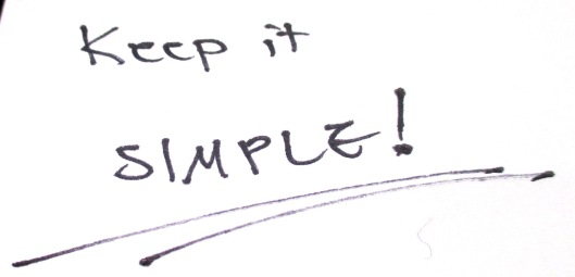 blog_keep it simple