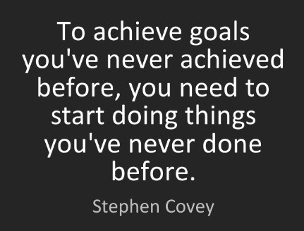 from Stephen covey